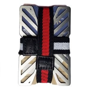 Ikepod Minimal Slim Gear Carry Wallet